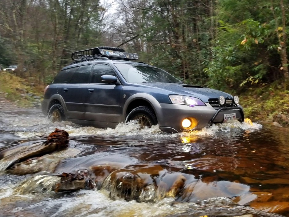 Andrew R's 2005 Outback XT Limited - Boxerfest